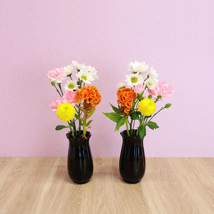 お供え花 Cコース(4種8本)
